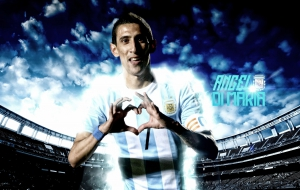 Angel Di Maria Computer Wallpaper