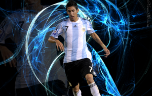 Angel Di Maria HD Desktop