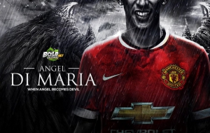 Angel Di Maria HD Wallpaper