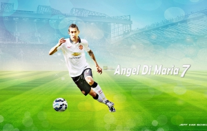 Angel Di Maria Photos