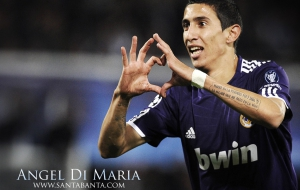 Angel Di Maria Widescreen