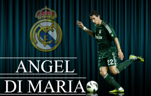 Angel Di Maria For Desktop