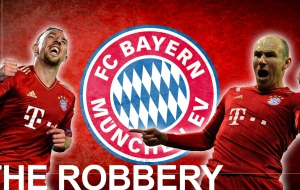Arjen Robben HD Background