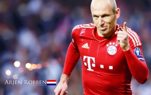 Arjen Robben High Definition