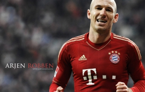 Arjen Robben High Definition Wallpapers