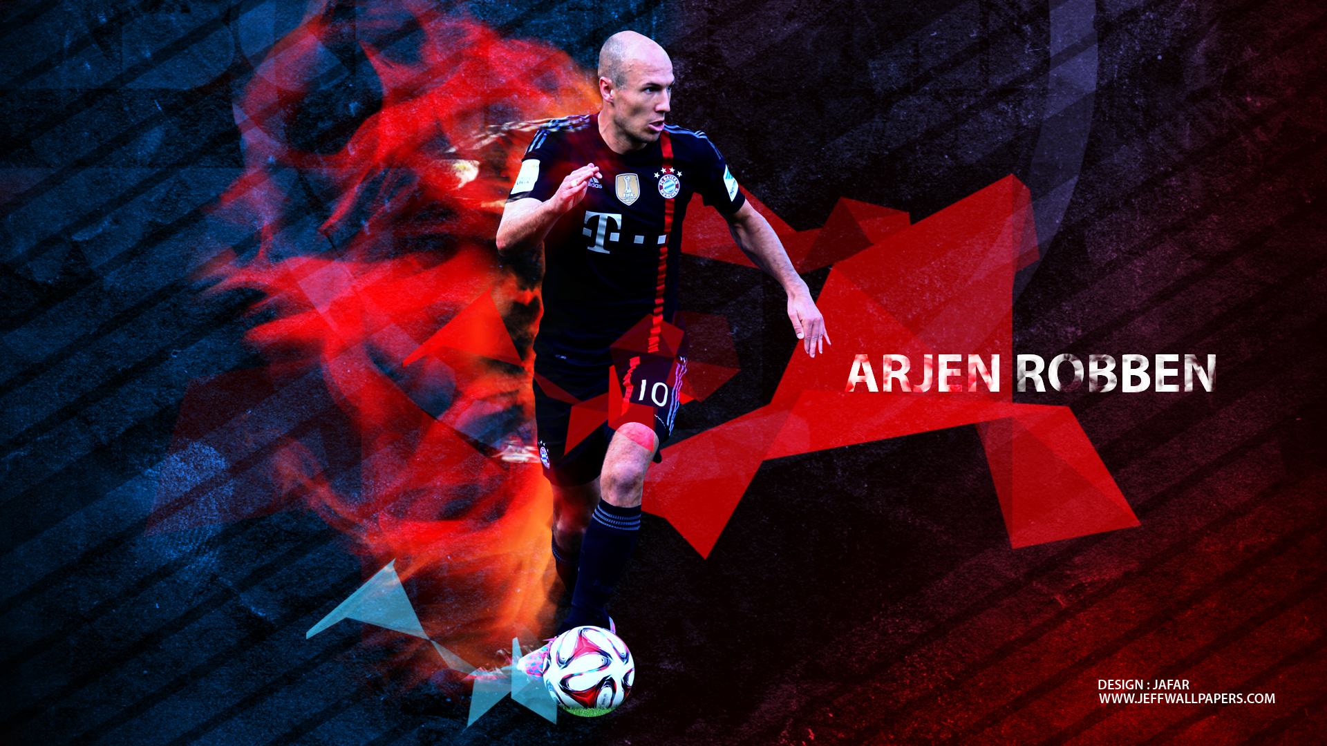 arjen robben wallpapers high resolution and quality download