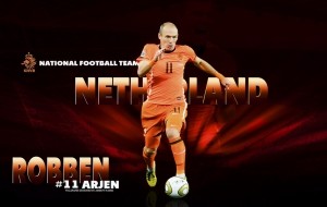 Arjen Robben For Desktop