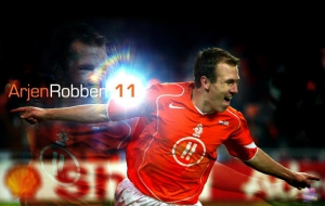 Arjen Robben Full HD