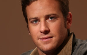 Armie Hammer HD Background