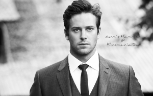 Armie Hammer Wallpaper