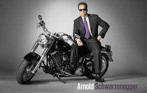 Arnold Schwarzenegger High Definition