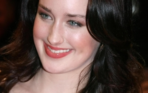 Ashley Johnson Background