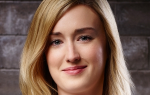 Ashley Johnson HD Background