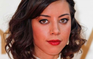 Aubrey Plaza Widescreen