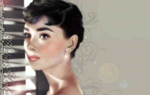 Audrey Hepburn Full HD