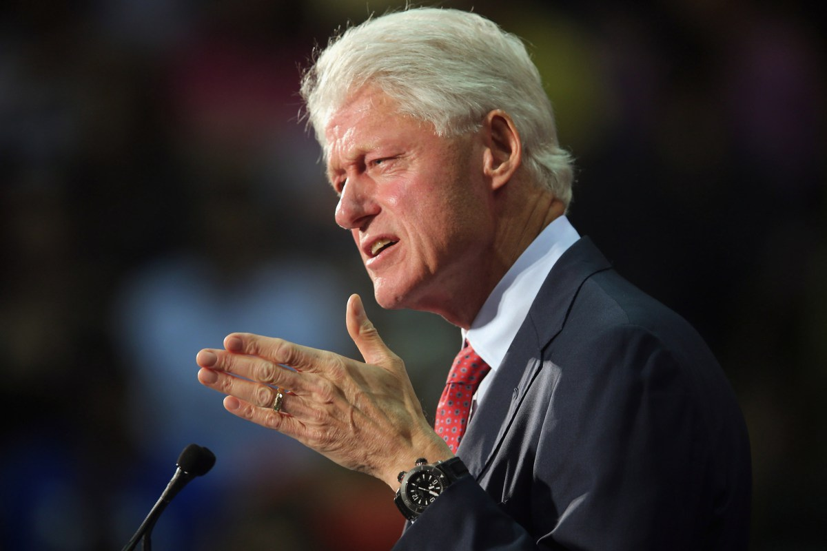 Image result for Bill Clinton hd