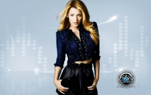 Blake Lively HD Background