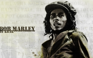 Bob Marley Background