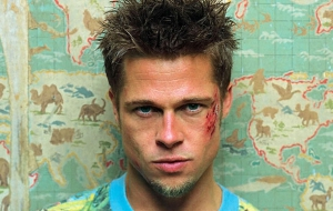 Brad Pitt HD Background