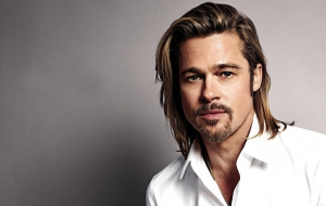 Brad Pitt HD Wallpaper