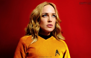 Caity Lotz For Desktop
