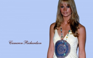 Cameron Richardson 4K