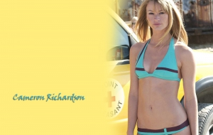 Cameron Richardson HD