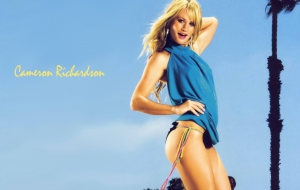 Cameron Richardson HD Wallpaper