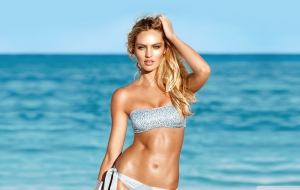 Candice Swanepoel HD Background