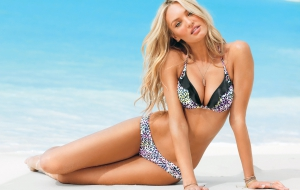 Candice Swanepoel Widescreen