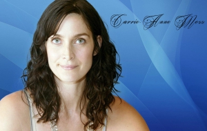 Carrie Anne Moss High Definition Wallpapers