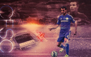 Cesc Fabregas HD Background