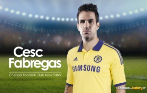 Cesc Fabregas HD Wallpaper