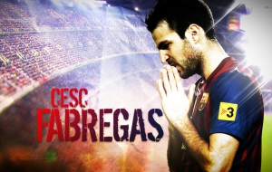 Cesc Fabregas Photos