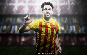 Cesc Fabregas Wallpapers HD
