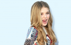 Chloe Grace Moretz Wallpaper