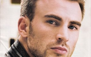Chris Evans Background