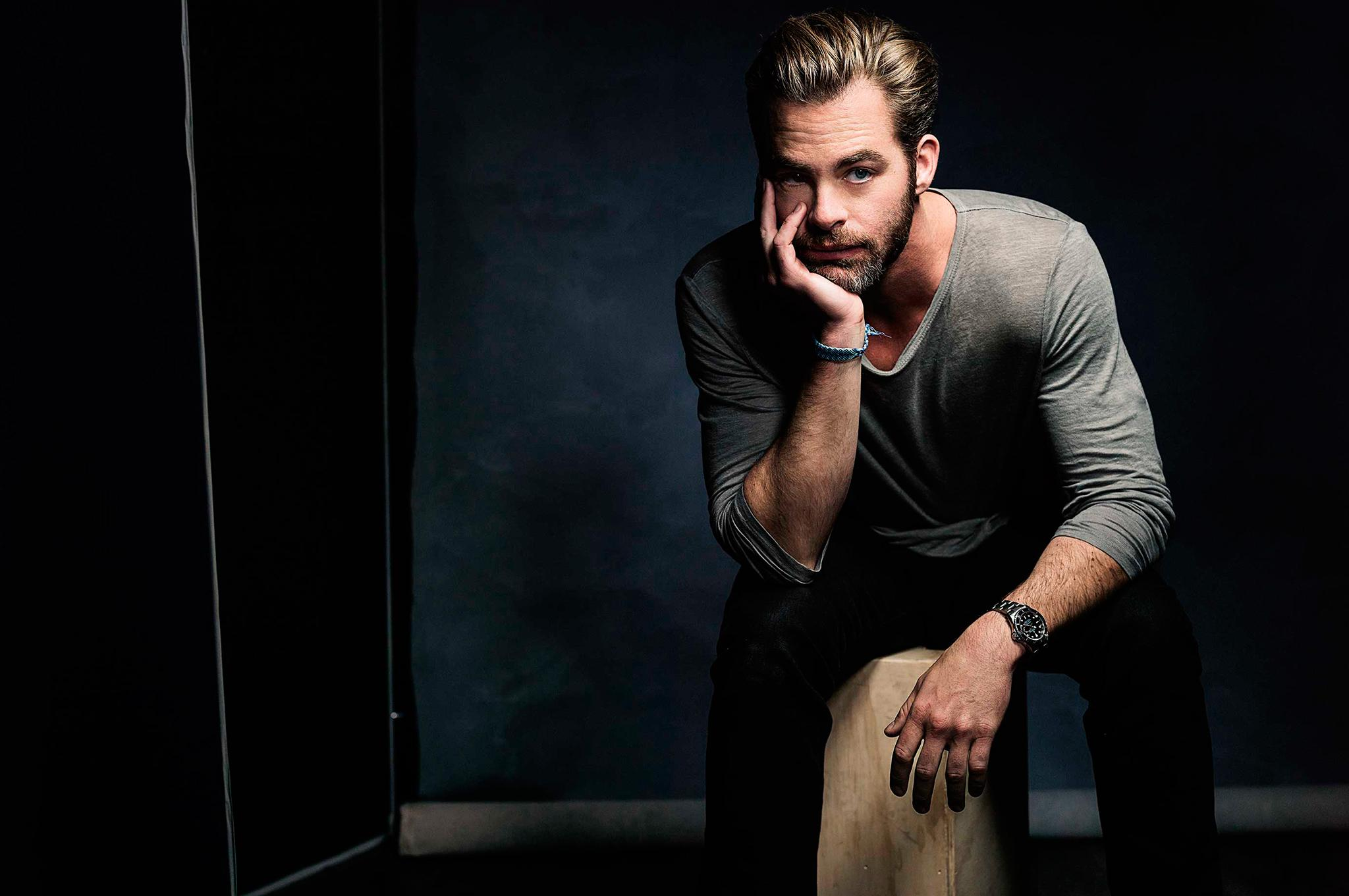 Chris Pine Wallpapers High Resolution and Quality Download