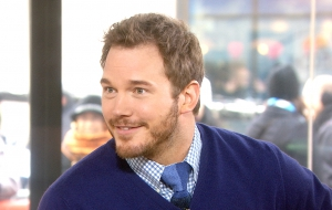 Chris Pratt HD Wallpaper