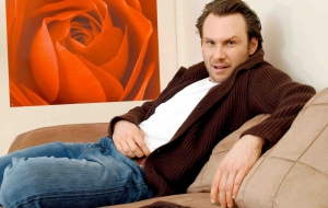 Christian Slater HD Background