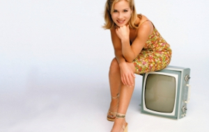 Christina Applegate Background