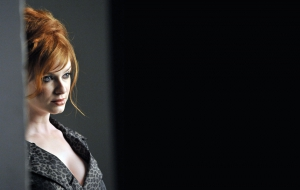 Christina Hendricks For Desktop