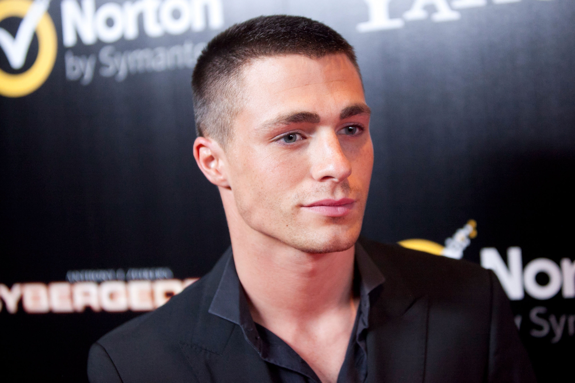 Colton Haynes Iphone Wallpaper