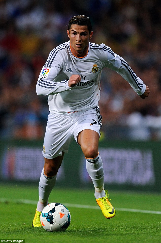 Cristiano Ronaldo Iphone Wallpapers