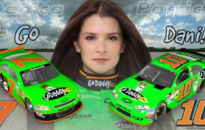 Danica Patrick Background
