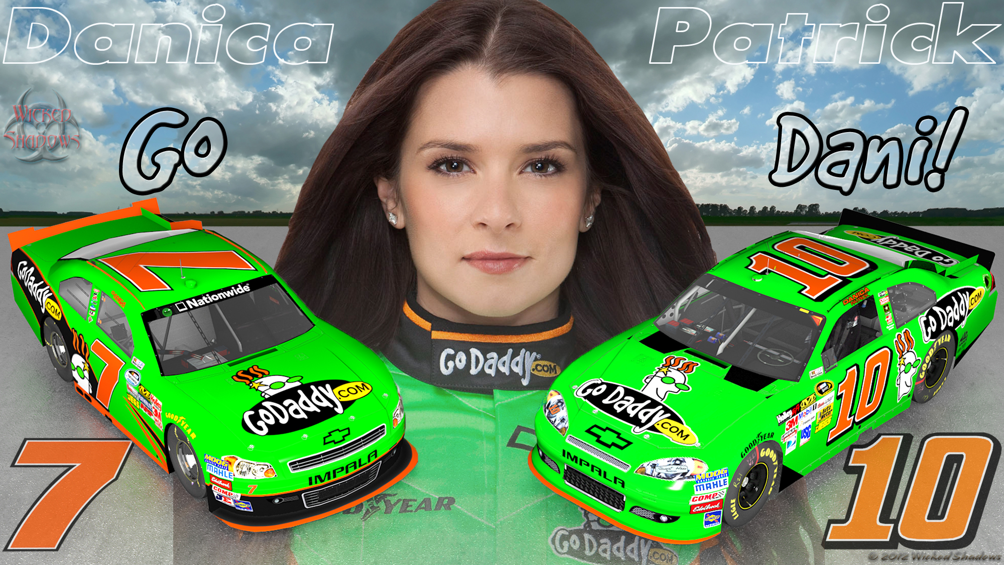 Danica Patrick rolls through Capitol Hill | TheHill