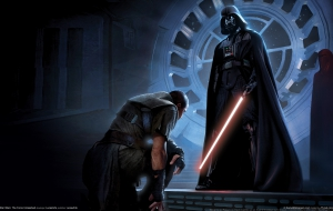 Darth Vader Widescreen