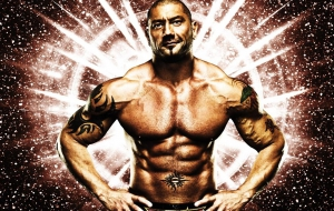 Dave Bautista HD Background
