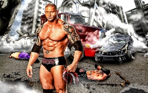 Dave Bautista High Quality Wallpapers