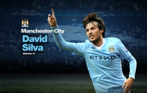 David Silva Background